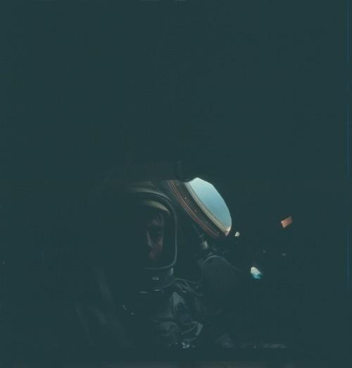 ▲criecompartilhe▲ - Gemini VII #nasa #astronaut #space #gemini #mission