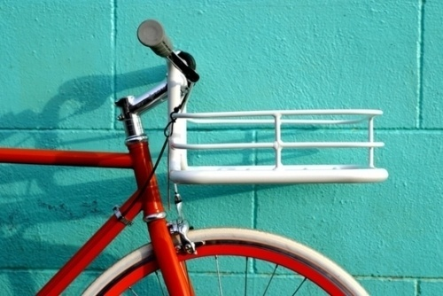 VISUAL CLUSTER #photography #colors #bike