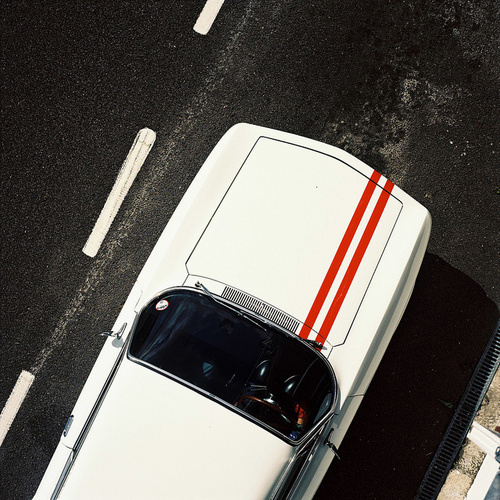 Tumblr #stripes #photography #car