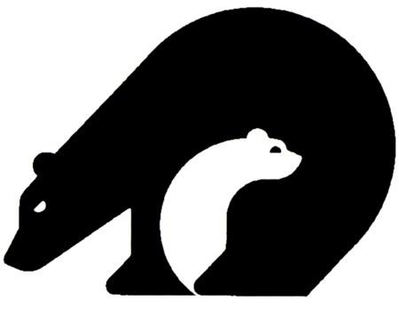 Buamai - All sizes | img122 | #logo #bear #polar