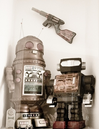 All sizes | Futuro | Flickr - Photo Sharing! #retro #portrait #photography #film #future #robots