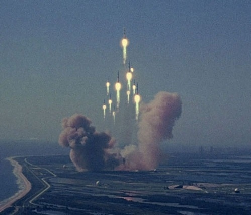 You are Fucked » Every Reason to Panic #photo #rockets