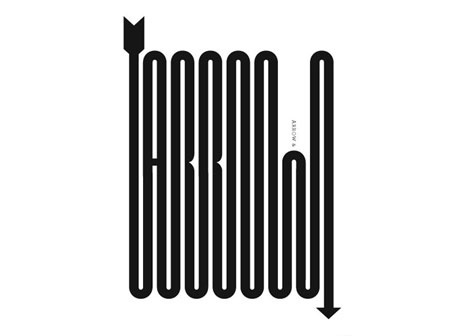 grain edit · Cody Haltom #white #cody #haltom #black #logo #identity #and #arrow #type