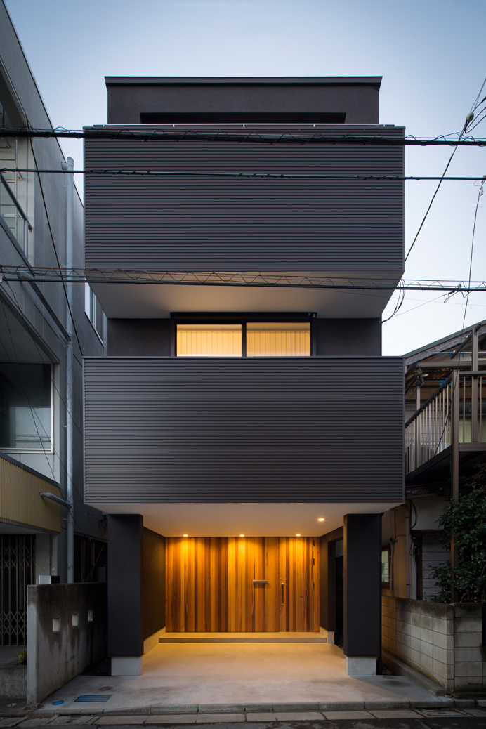 Simple Stylish House