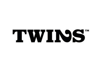 twins-typographic-logo-inspiration.png (PNG Image, 325x260 pixels) #bw #identity