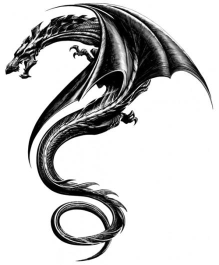 The High Roller - mikblom@millennium.nu #dragon #tattoo