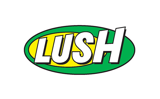 Lush Logo Design (Retired) #logo #design