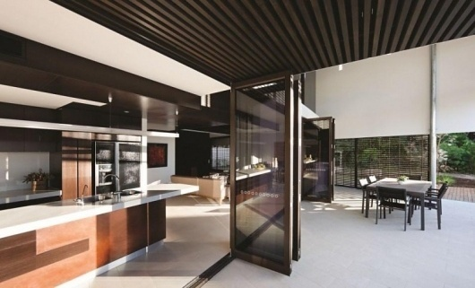The Elysium 169 House by BVN Architecture in Noosa - Modern, Contemporary, Interior, House, Home Design on Home Design Home #bvn #elysium #noosa