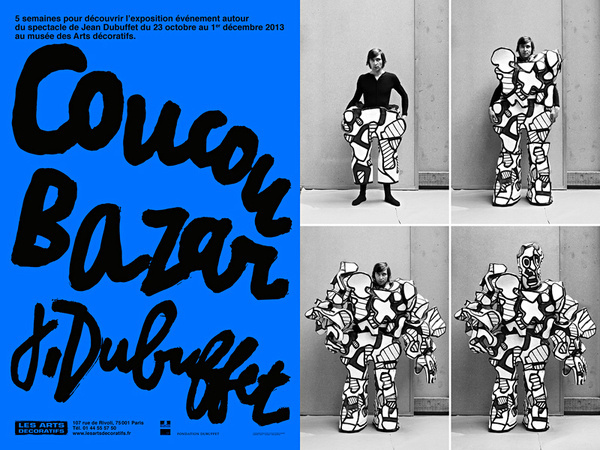 Coucou Bazar #dubuffet