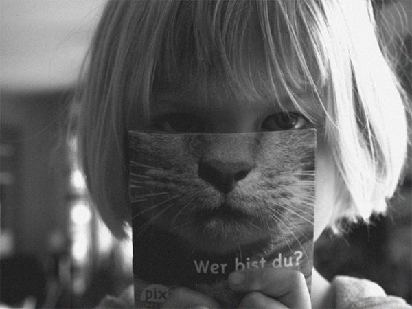 wer bist du?, Daniela Sach #photo