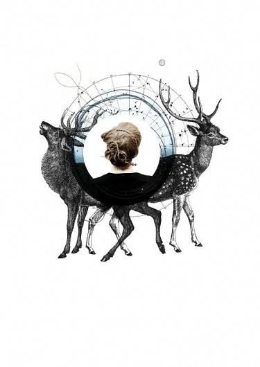 Universal Explorations | Racket – Web Design, Print Design, Art & Photography #photo #illustration #collage