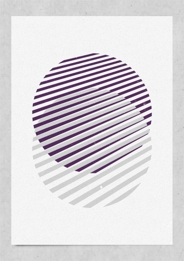 Marius Roosendaal—MSCED '11 #abstract #marius #stripes #circles #roosendaal #minimal #circle