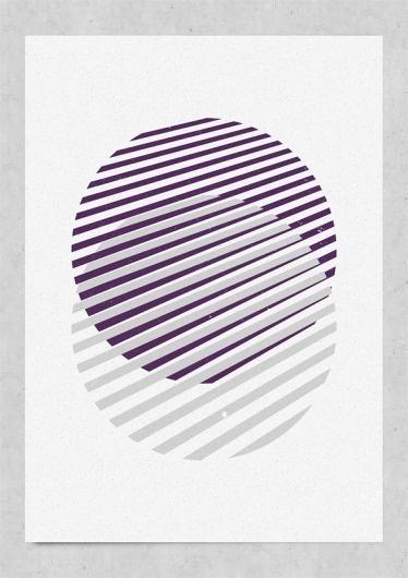 Marius Roosendaal—MSCED '11 #abstract #marius #stripes #circles #roosendaal #minimal #circle