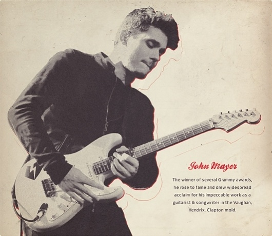 blog « matmacquarrie.ca #guitar #mayer #fender #macquarrie #john #mat