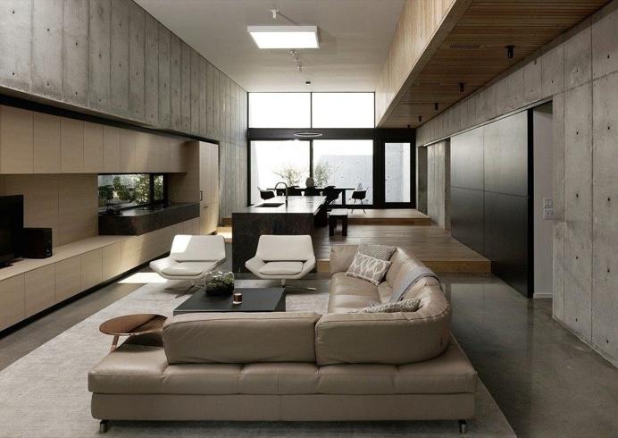 Concrete Box House - Robertson Design 4
