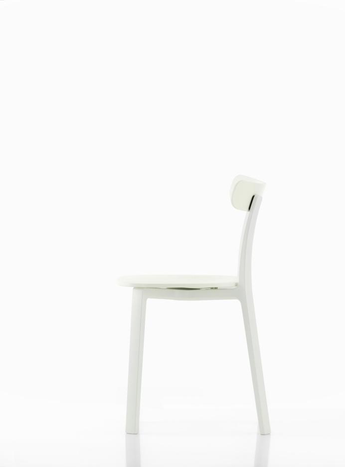 All Plastic Chair by Jasper Morrison