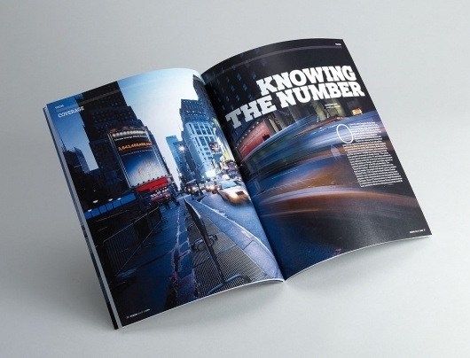 Studio 2br – New Work   September Industry #layout #design #magazine