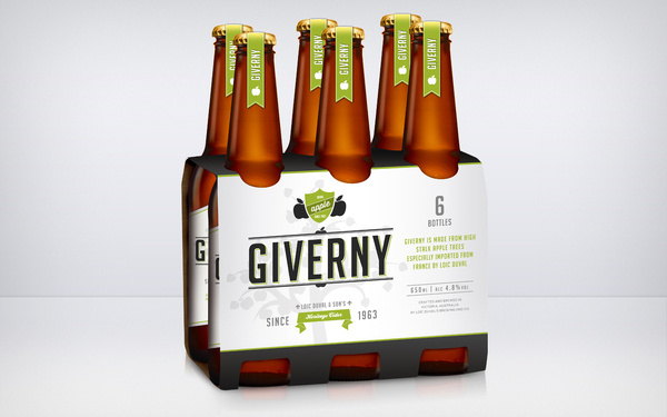 jeremiflor.com | work #packaging #cluster #design #cider