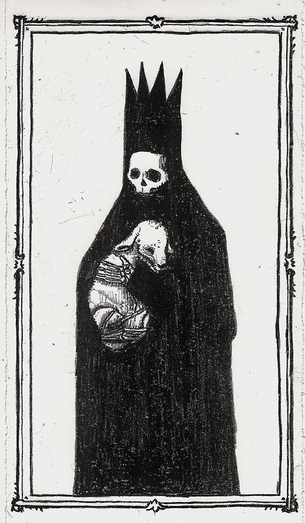 Zoom Photo #illustration #skull