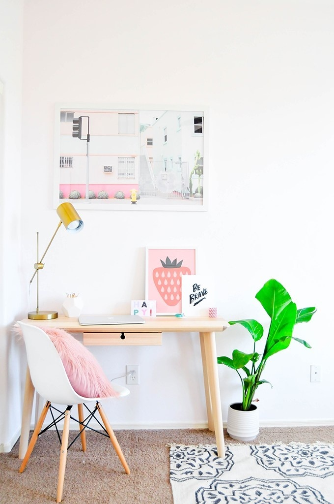 Changing Spaces The Office & Guest Room