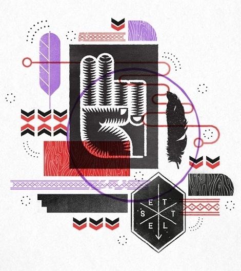 grain edit · Kevin Stanley Harris #illustration
