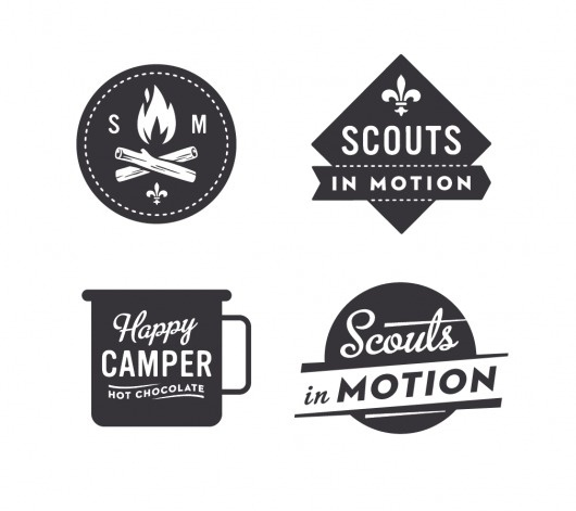All sizes | Scout logos | Flickr - Photo Sharing! #simon #type #walker #logos