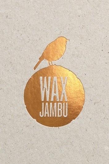 WAXJAMBU – Designed for Studio Output on Branding Served #card #illustration