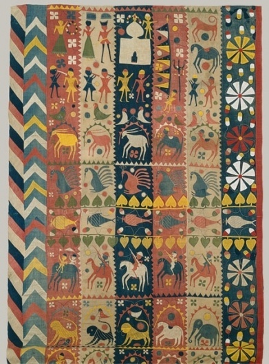 tumblr_laed0pbs9f1qd3bkvo1_500.jpg (JPEG-Grafik, 450x609 Pixel) #india #cotton #folk