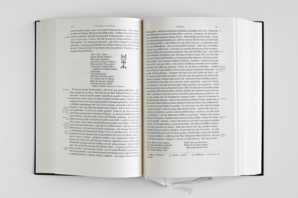 A Good Book #book #reference #notes #margins #layout