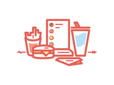 Soda_icon3 #meal #line #icons #work