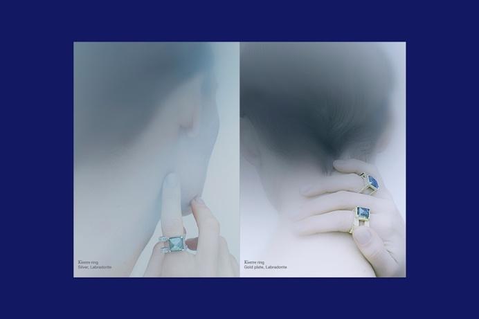 Lookbook (jewelry) Mies Nobis – by Laura Knoops #jewel #lookbook #jewelry #photography #blurr #ring