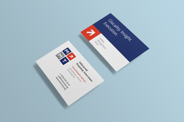 Mobile Management Team on Behance #logotype #branding