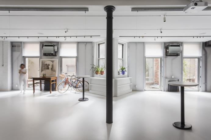 Cai Guo Qiang Studio Expansion