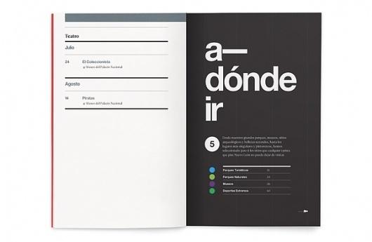 Pocketmag. on the Behance Network #layout #design #magazine #typography