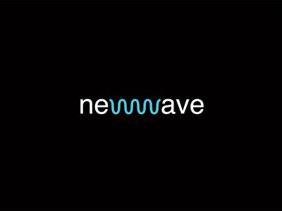 Newwave #logo #typography