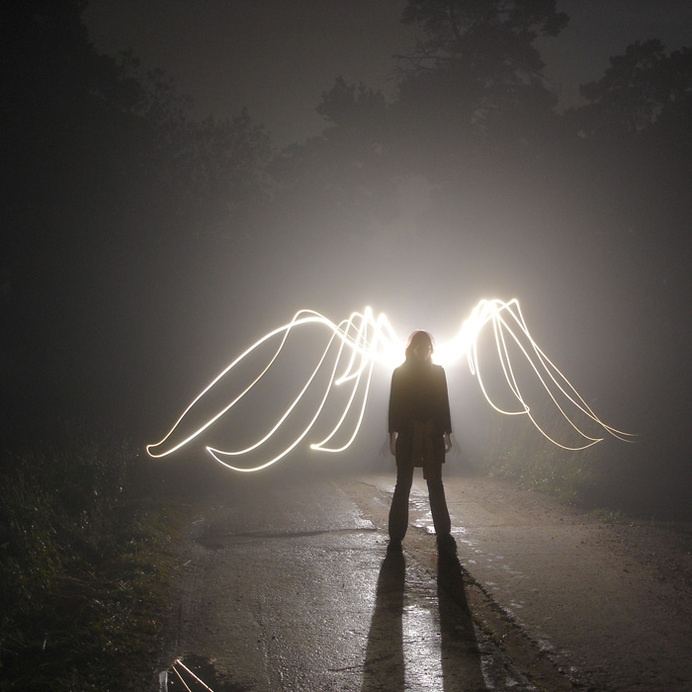 Wings of Sirus by ~someday-evermore on deviantART #photoillustration