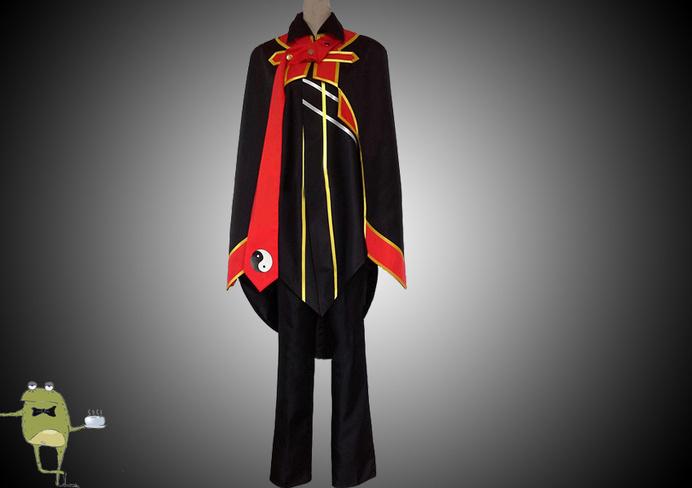 Tokyo Ravens Harutora Raven's Wing Cosplay Costume #wing #harutora #costume #ravens