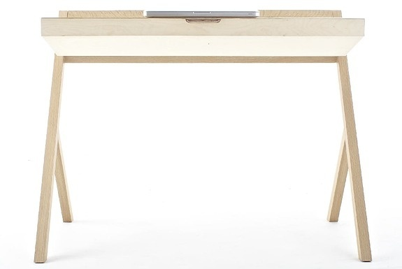 Pinched by Sam Greig #minimalist #design #desk #minimal