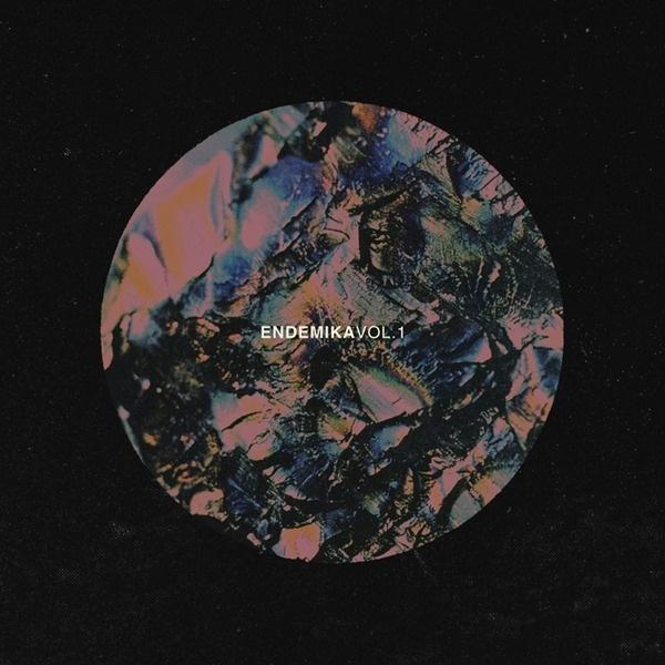 Endemika Vol. 1 J.Marsh / Jonathan Marsh #album #design #art