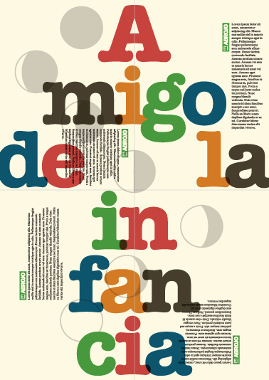 friend of the child poster #montevideo #uruguay #gabriel #benderski