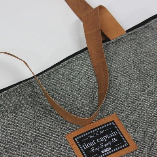 Float Captain beach tote #bag #diy #tote #handmade