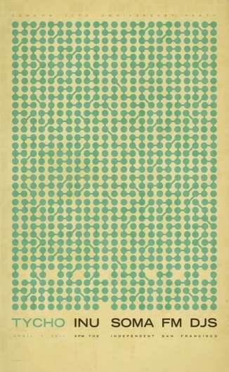ISO50 Blog – The Blog of Scott Hansen (Tycho / ISO50) » The blog of Scott Hansen (aka ISO50 / Tycho) #design #poster