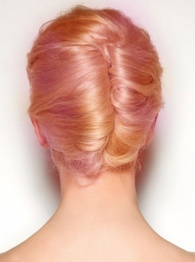 UGLY IS PRETTY #hair #color #pink