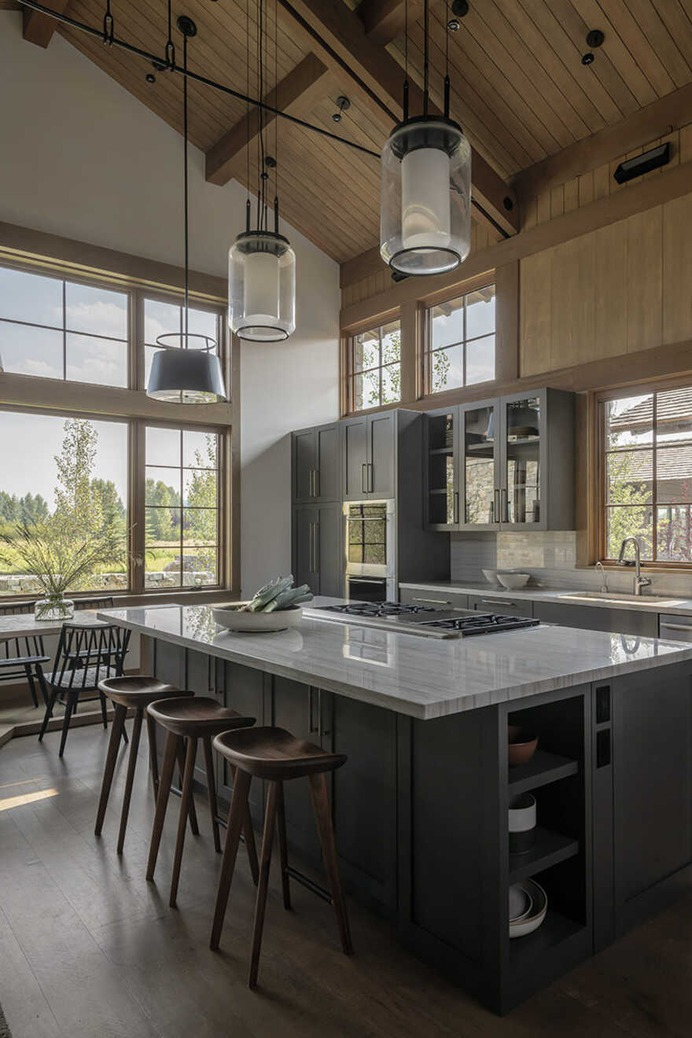 Cascade Residence / Carney Logan Burke Architects
