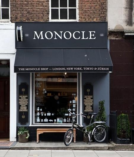 Monocle Christmas #hey #shop #design #graphic #studio