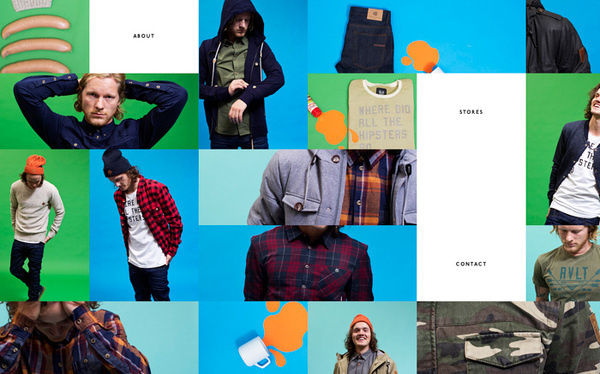 RVLT.com #swipe #square #web #color