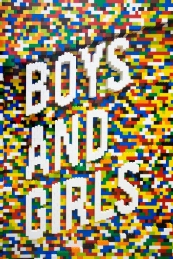 Design You Trust – Social design inspiration! #tiles #lego #girls #boys #and #bricks #table