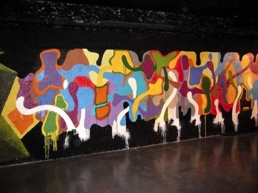 H O O D #graffiti