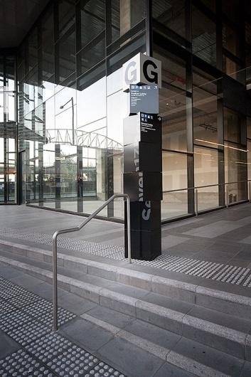 Design by Pidgeon #signage #melbourne #modernist