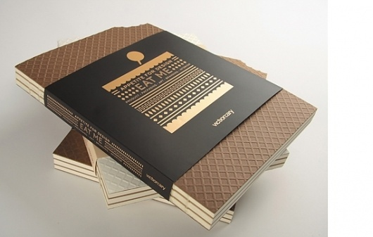 Creative Review - A feast for the eyes #victionary #print #design #graphic #book